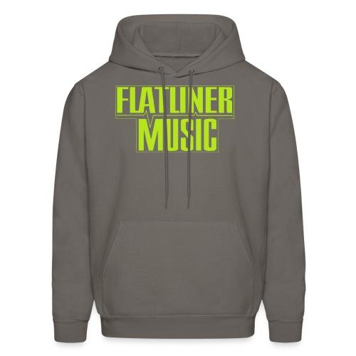 FlatlinerMusicIMbalanced - Men's Hoodie