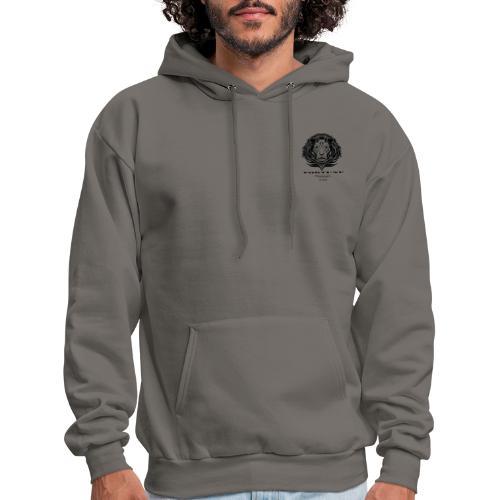 motivation apparel lion - Men's Hoodie