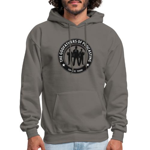 Transparent Grey - Men's Hoodie