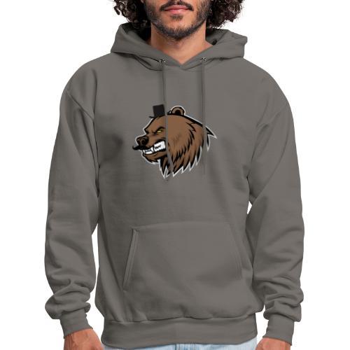 Bearskin 2020 Logo - Men's Hoodie