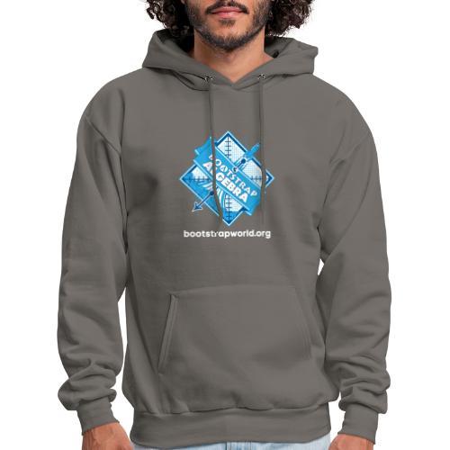 Bootstrap:Algebra T-shirt - Men's Hoodie