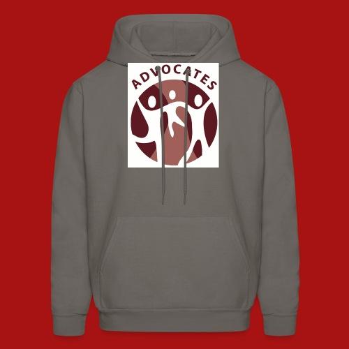 Advocates Logo VECTOR - Men's Hoodie
