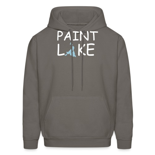 PaintLake copy - Men's Hoodie