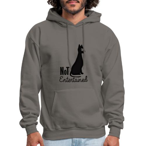Not entertained - Men's Hoodie