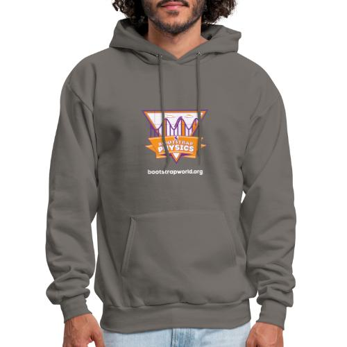 Bootstrap:Physics T-shirt - Men's Hoodie
