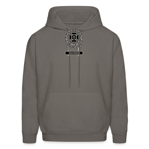 Expert Hacker Qualification Badge - Men's Hoodie