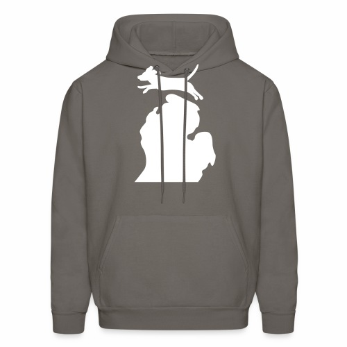 Beagle Michigan womens shirt - Men's Hoodie