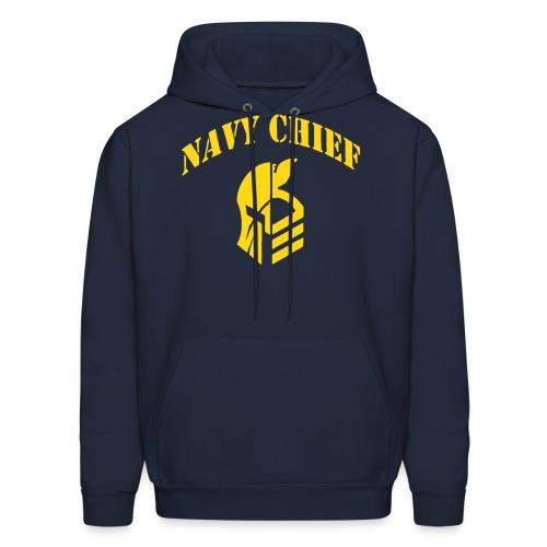 US Navy Chief CPO Warrior - Men's Hoodie