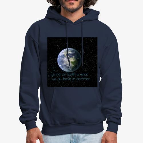 The Great Earth - Men's Hoodie