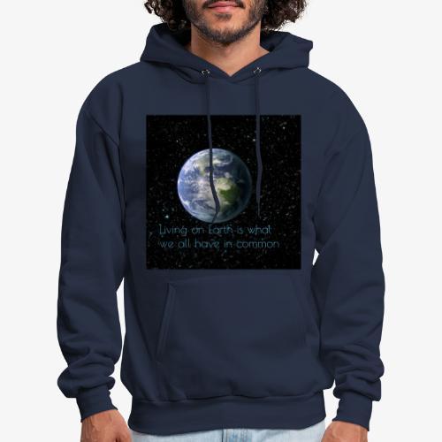 The Great Earth - Men's Hoodie