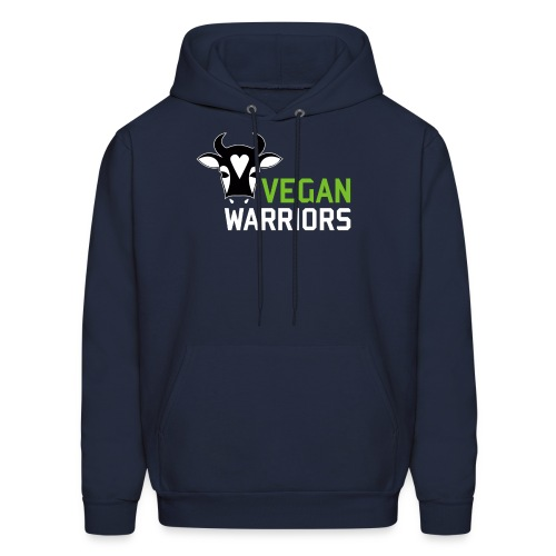 Vegan Warriors - Men's Hoodie