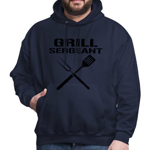 Trend Grill Sergeant Shirt - Men's Hoodie