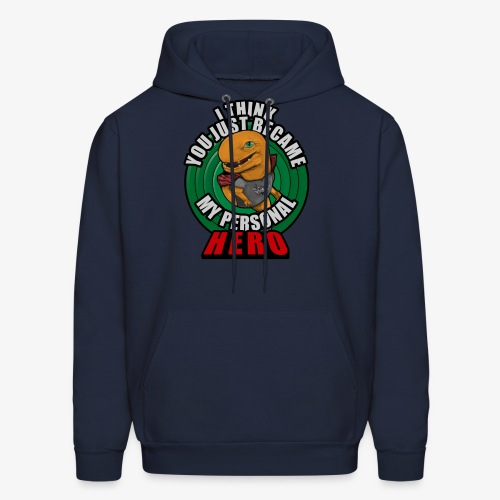 Hero Dizzy - Men's Hoodie