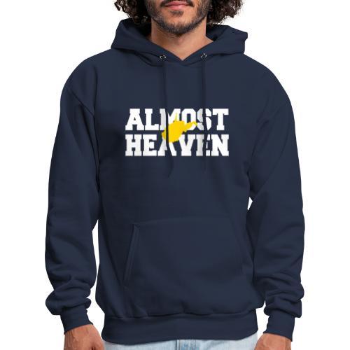Almost Heaven - Men's Hoodie