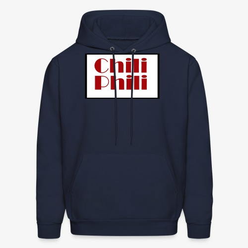Chili Phili Yt Merch - Men's Hoodie
