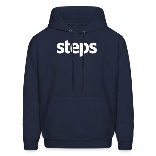 Steps - Men's Hoodie