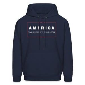 Make Presidents Great Again - Men's Hoodie