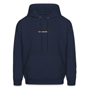 a quote - Men's Hoodie