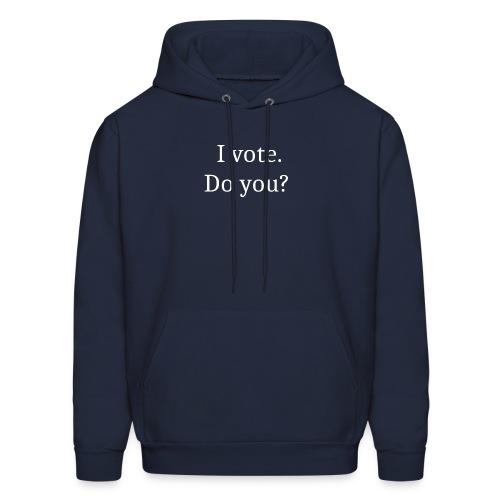 I vote - Men's Hoodie