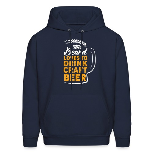 Beer - Men's Hoodie