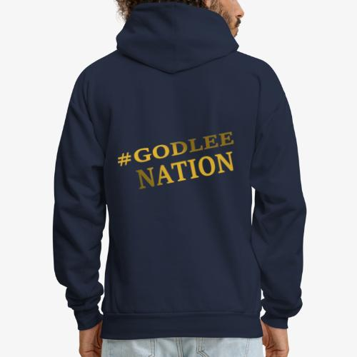 GodLee Nation - Men's Hoodie