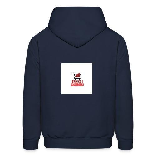 RegiSELLS Logo - Men's Hoodie