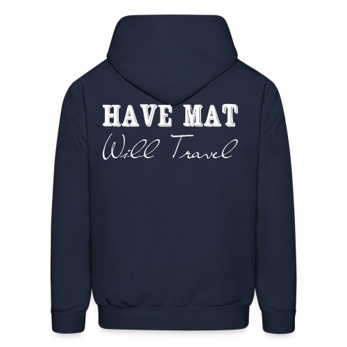 Have at, will travel - Men's Hoodie