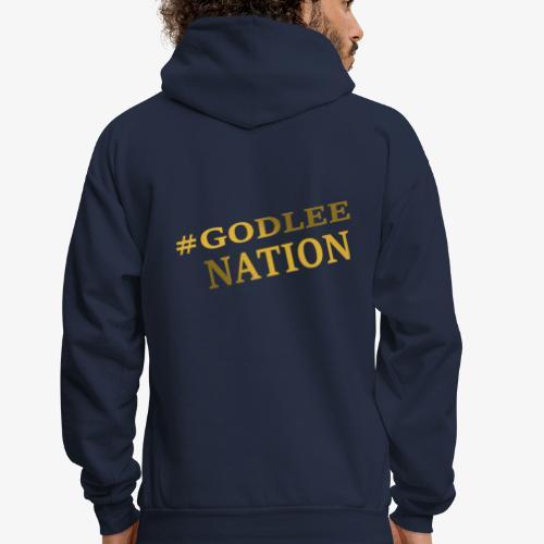 GodLee Nation - Men's Hoodie