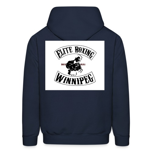 Winnipeg Elite SOA logo - Men's Hoodie
