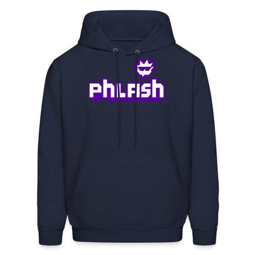 phlash itch - Men's Hoodie