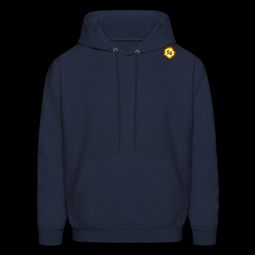 New Sarcoth Logo Top-Left - Men's Hoodie