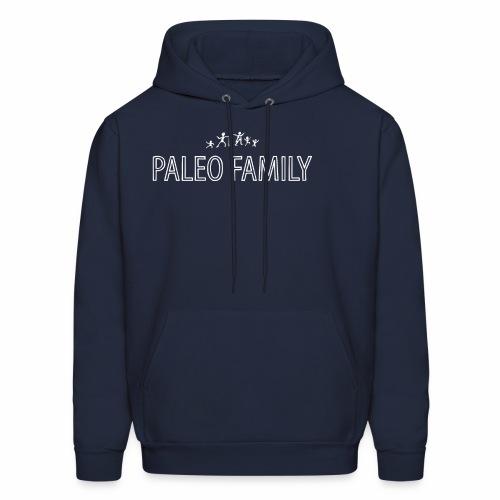 Paleo Family 3 Kids - Men's Hoodie