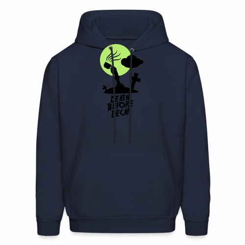 Death Before Decaf - Men's Hoodie