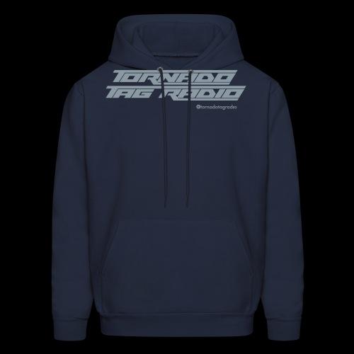 ttr logo - Men's Hoodie