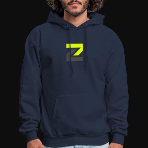 team Zecro official logo - Men's Hoodie