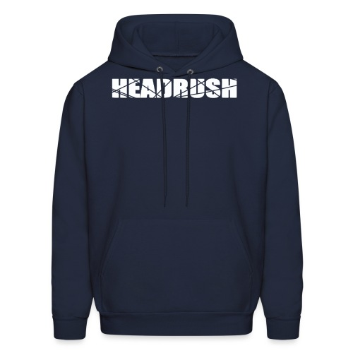 HeadRush Artist Logo - Men's Hoodie