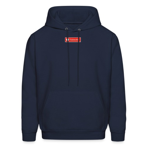 YOUTUBE SUBSCRIBE - Men's Hoodie