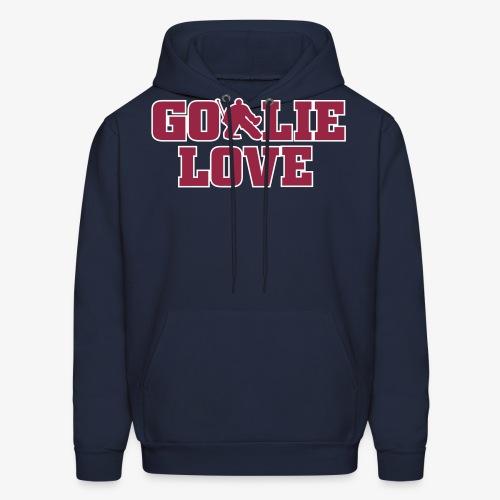 Goalie Love - Men's Hoodie