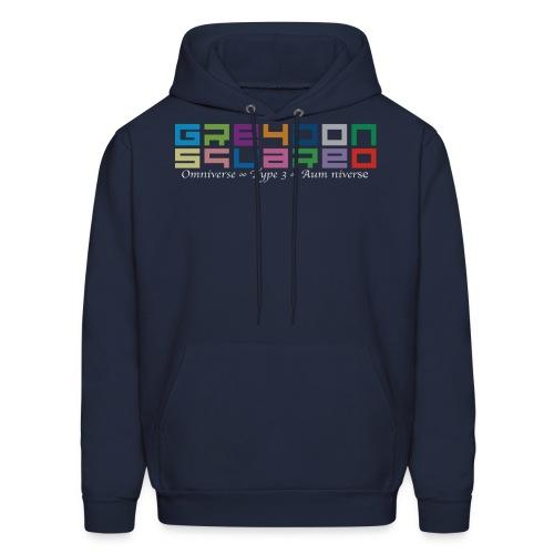 Greydon Square colorful Hoodie Type 3 - Men's Hoodie