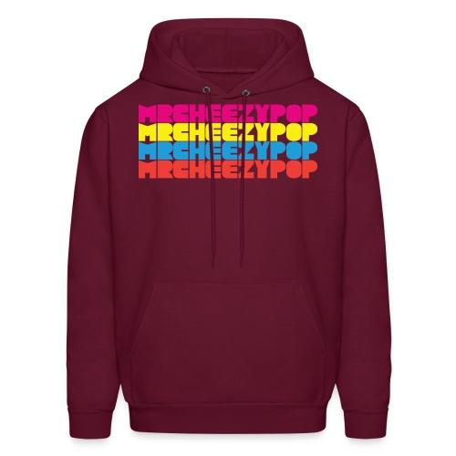 mrcheezypop graphic png - Men's Hoodie