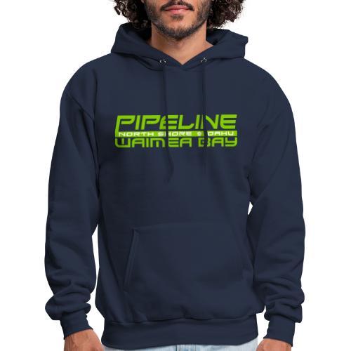 Pipeline Waimea Bay - North Shore, Oahu, Hawaii - Men's Hoodie