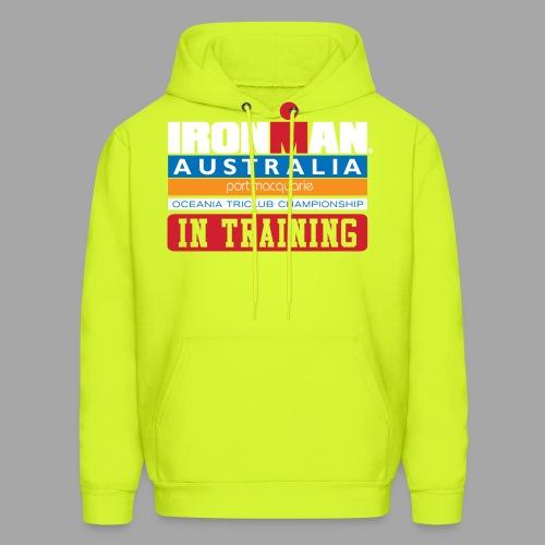 IRONMAN Australia alt - Men's Hoodie