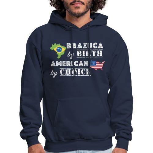 Brazuca and American - Men's Hoodie