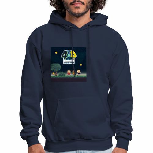 Logo and avatars - Men's Hoodie