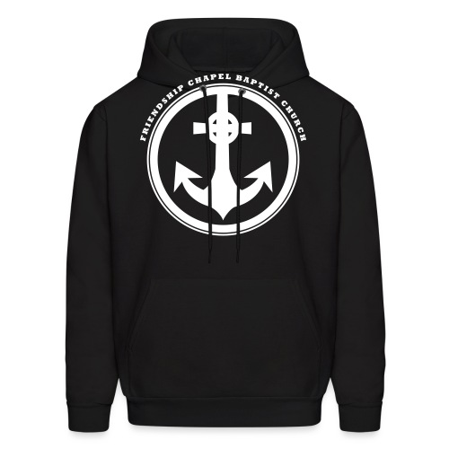 FCBC_Anchor - Men's Hoodie