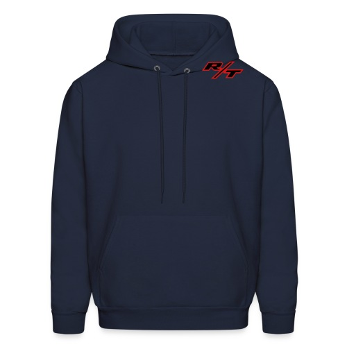 RT robin trill 2 color - Men's Hoodie