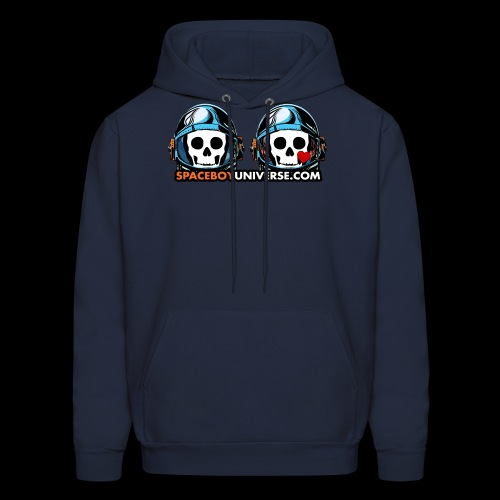 Spaceboy Universe Spaceboy and Surlana - Men's Hoodie
