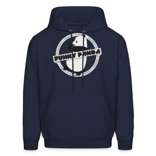 Funky Panda Logo - Men's Hoodie