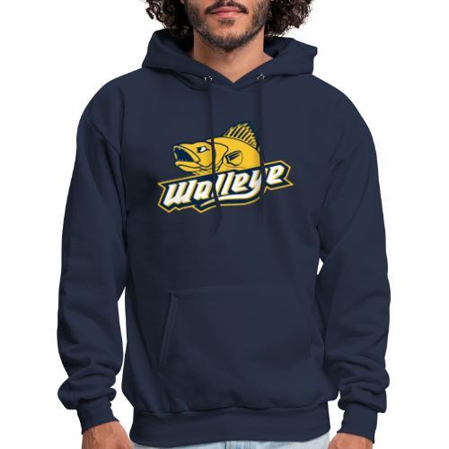 Walleye HC LOGO - Men's Hoodie