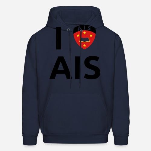 I Crest AIS - Men's Hoodie